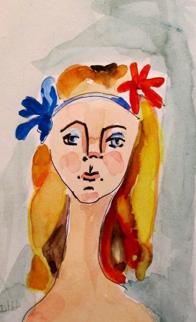 Art: Figurative by Artist Delilah Smith