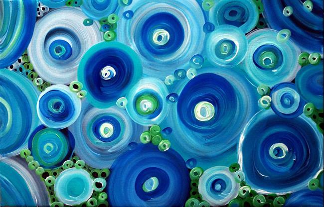 Art: WATER by Artist LUIZA VIZOLI