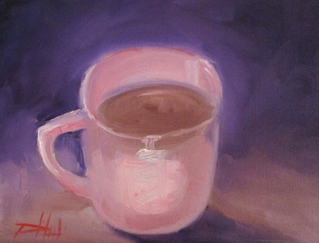 Art: Cup by Artist Delilah Smith