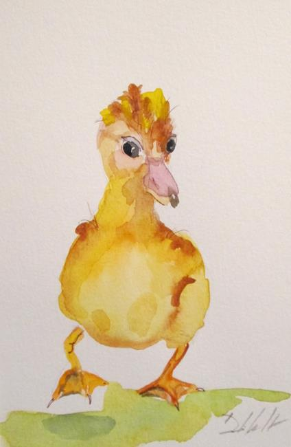 Art: Duck No.11 by Artist Delilah Smith