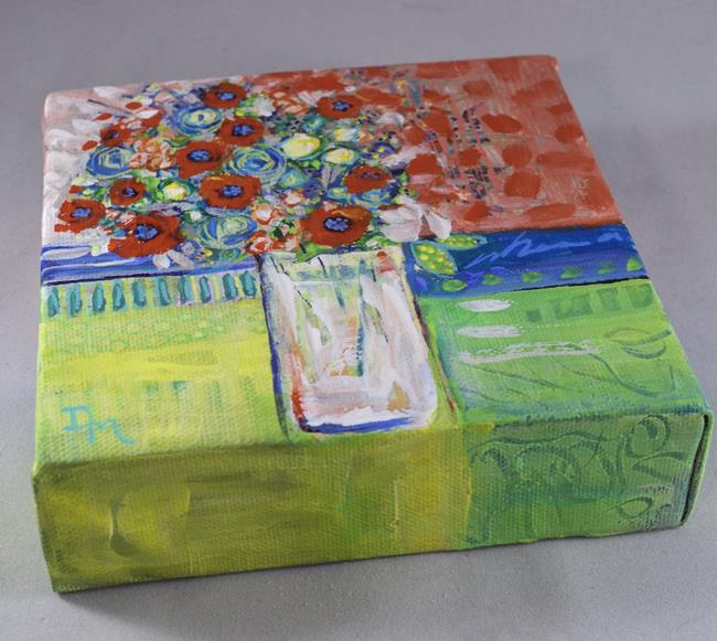 Art: Subrosa - Spring in Your Steps (SOLD) by Artist Dana Marie