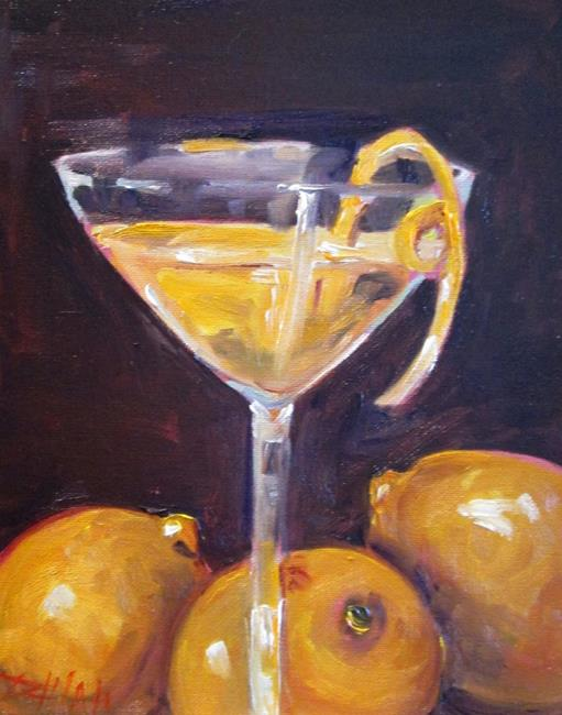 Art: When Life Give You Lemons by Artist Delilah Smith