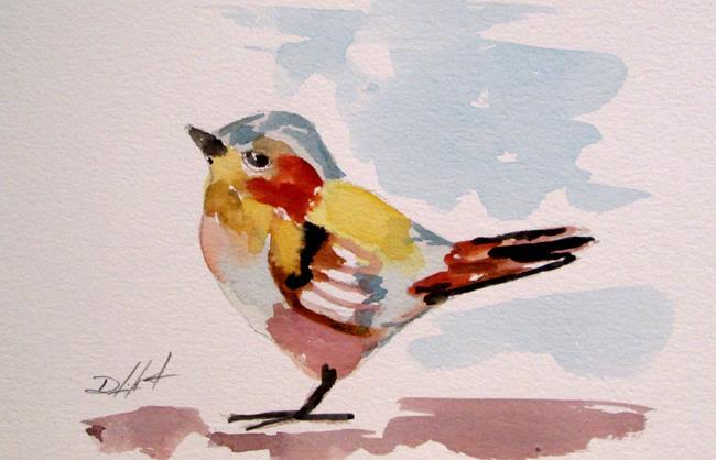 Art: Bird No. 2 by Artist Delilah Smith