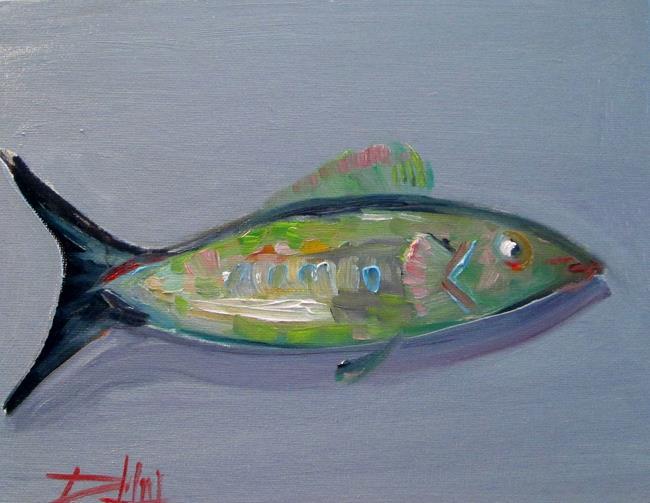 Art: Sardine by Artist Delilah Smith
