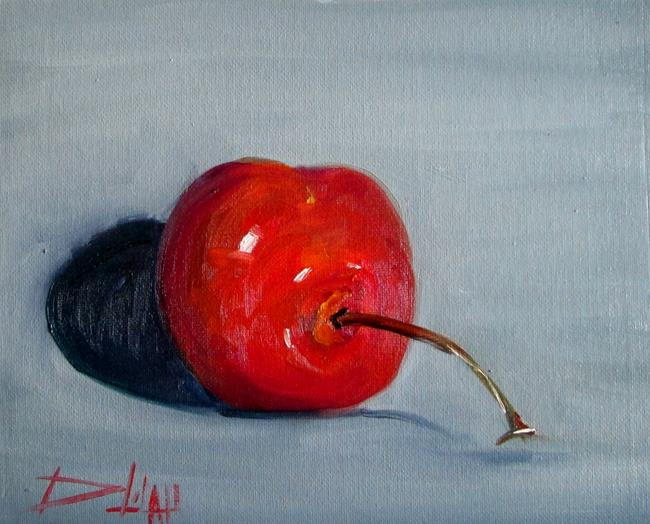 Art: Cherry by Artist Delilah Smith