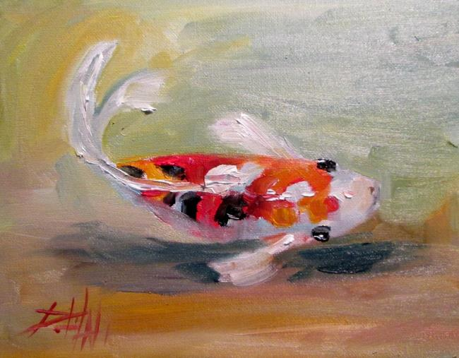 Art: Koi No. 23 by Artist Delilah Smith
