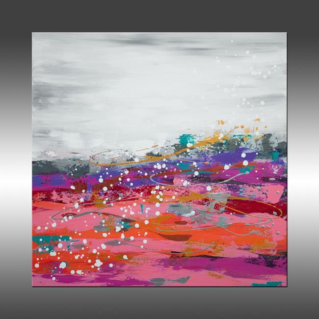 Art: Spiritual Awakening 3 by Artist Hilary Winfield