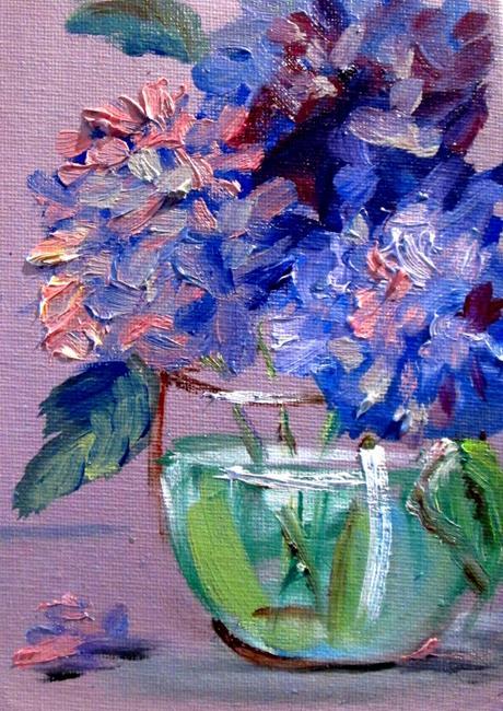 Art: Floral Still Life No. 10 by Artist Delilah Smith