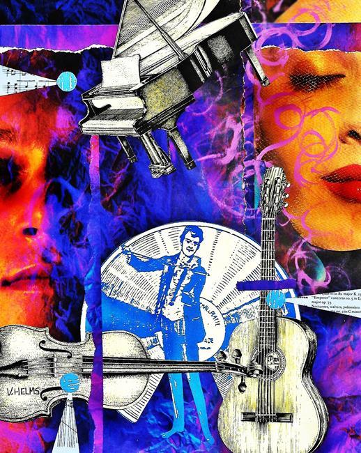 Art: Appreciate by Artist Vicky Helms