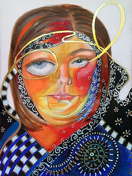 Art: em lr by Artist Alma Lee