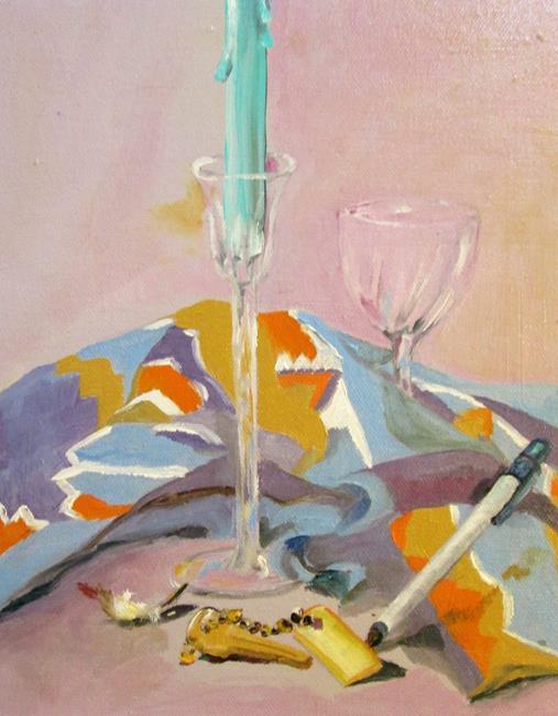 Art: Still Life by Artist Delilah Smith