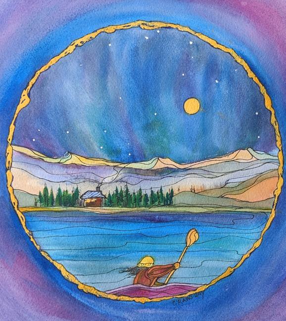 Art: Play! by Artist Kathy Crawshay