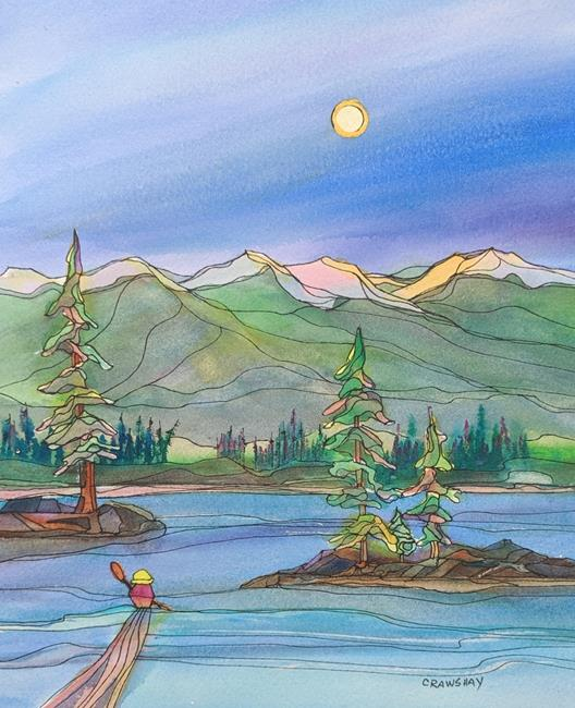 Art: Content by Artist Kathy Crawshay