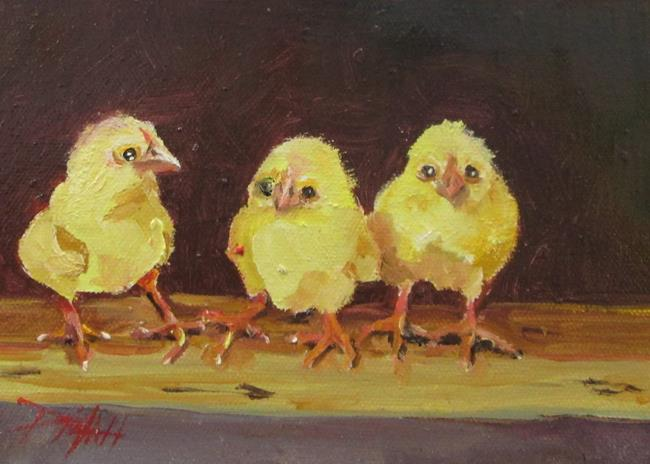 Art: Chicks Rule by Artist Delilah Smith