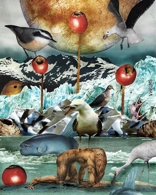 Art: Our Most Immediate Reminders of How We Affect Nature by Artist Vicky Helms
