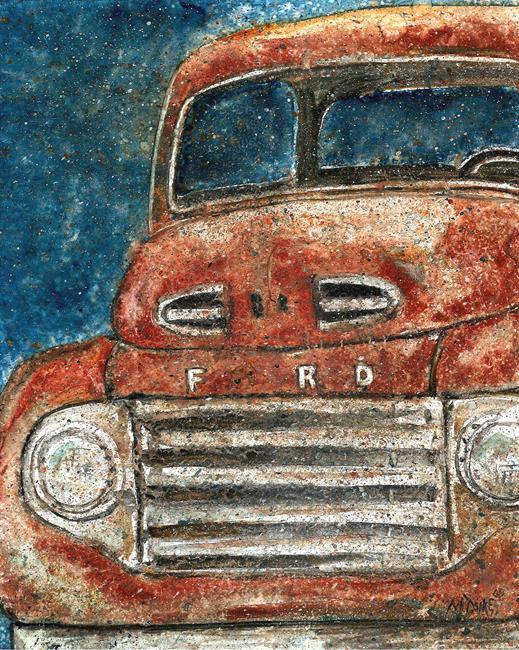 Art: Forgotten by Artist Melinda Dalke