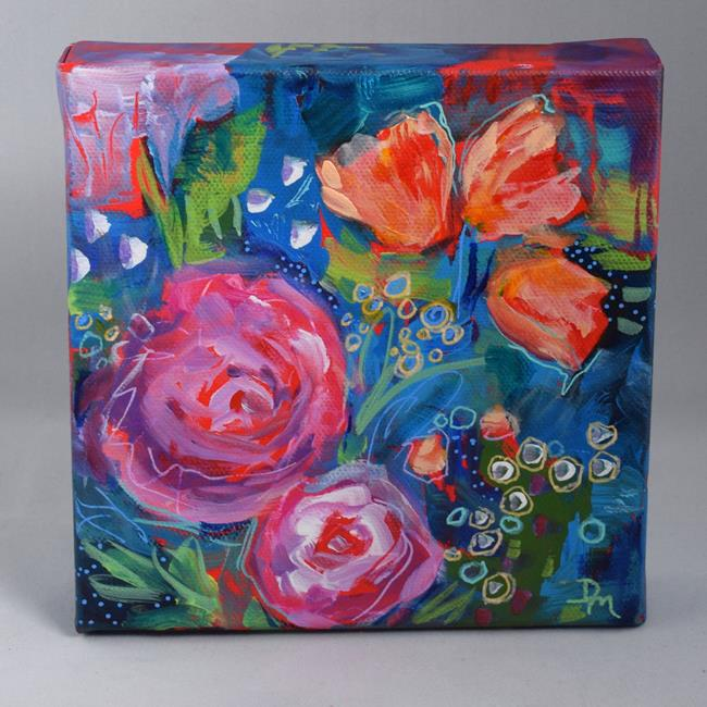 Art: Garden Jewels (1) - Spring in Your Steps series - Sold by Artist Dana Marie