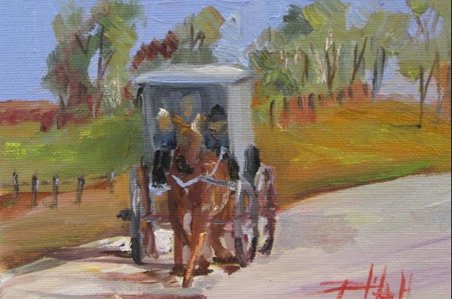 Art: Amish by Artist Delilah Smith