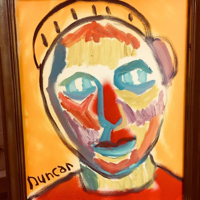Art: F7633A68 DACD 4F59 AC37 0290F7B49A1B by Artist Duncan Wells Purdy