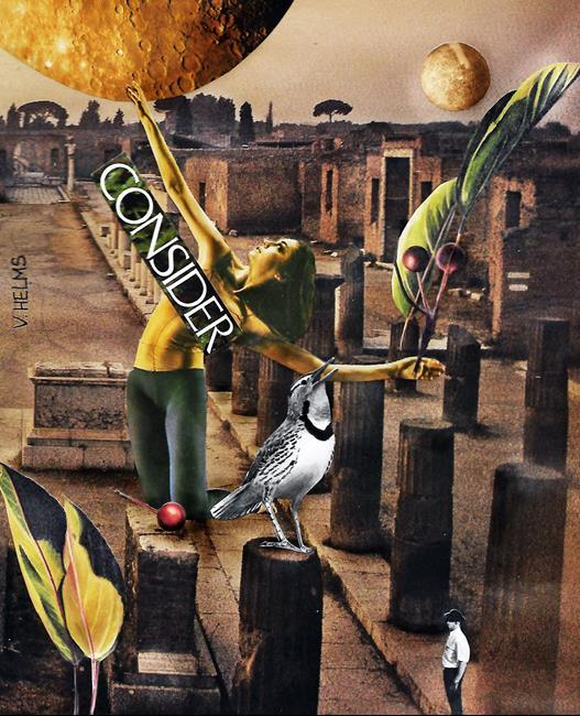 Art: Consider by Artist Vicky Helms