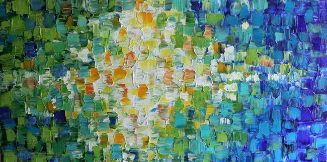 Art: SPRING MUSIC by Artist LUIZA VIZOLI