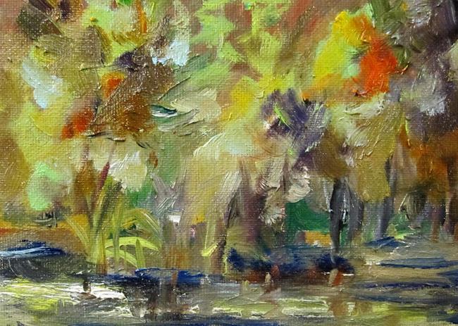 Art: Marsh by Artist Delilah Smith