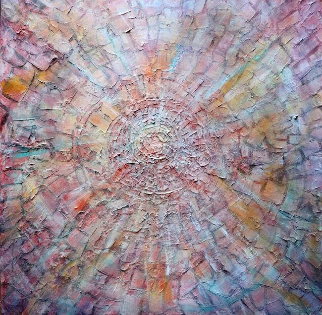 Art: THE EYE OF TIME by Artist LUIZA VIZOLI