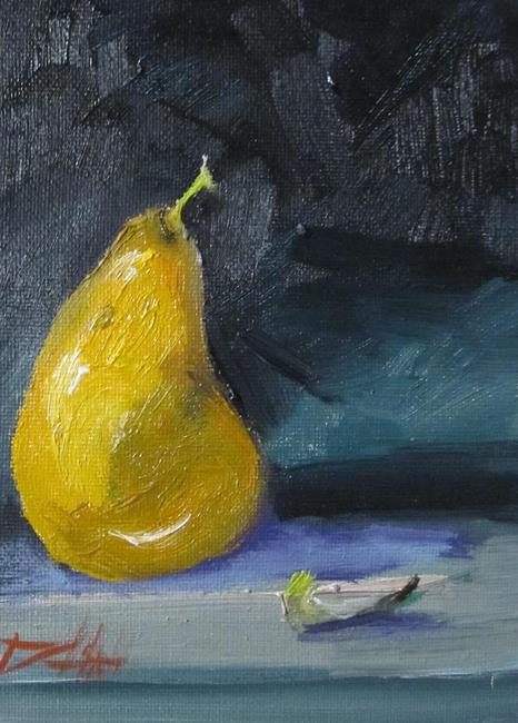 Art: Pear No. 11 by Artist Delilah Smith