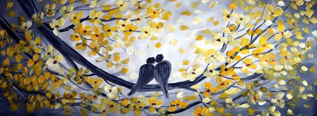 Art: KISS ME by Artist LUIZA VIZOLI