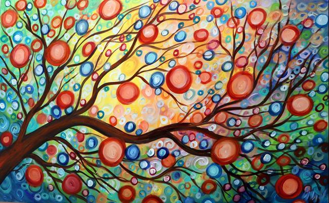 Art: Summer to Fall Music by Artist LUIZA VIZOLI