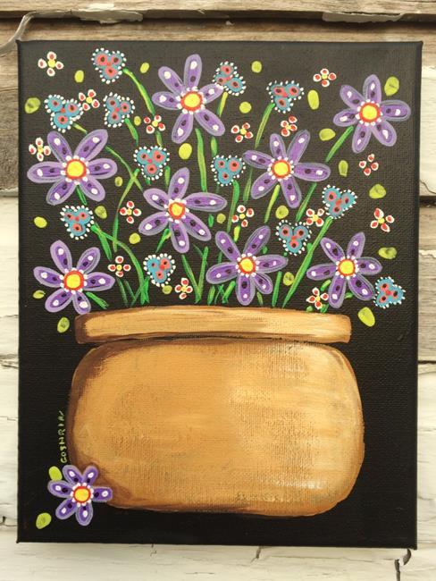 Art: Spring Air by Artist Cindy Bontempo (GOSHRIN)