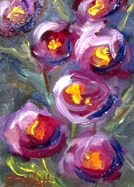 Art: Garden Flowers by Artist Delilah Smith