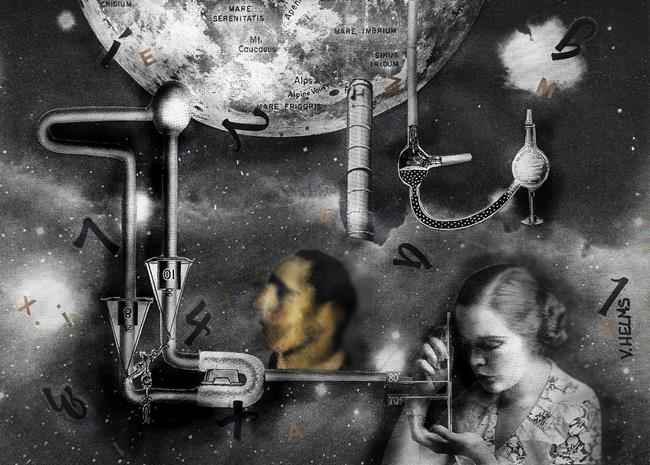 Art: In the Loop by Artist Vicky Helms