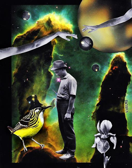 Art: Magic by Artist Vicky Helms