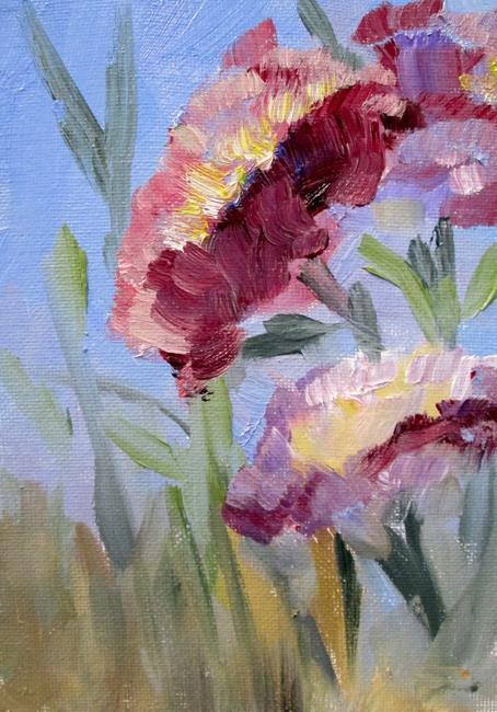 Art: Wild Flower by Artist Delilah Smith