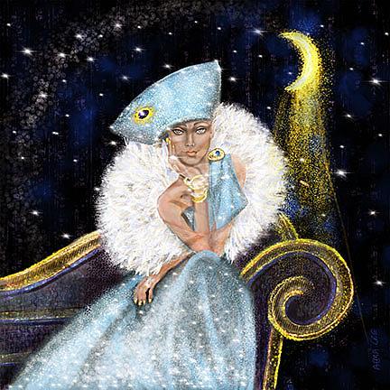 Art: Fairy Dust by Artist Alma Lee