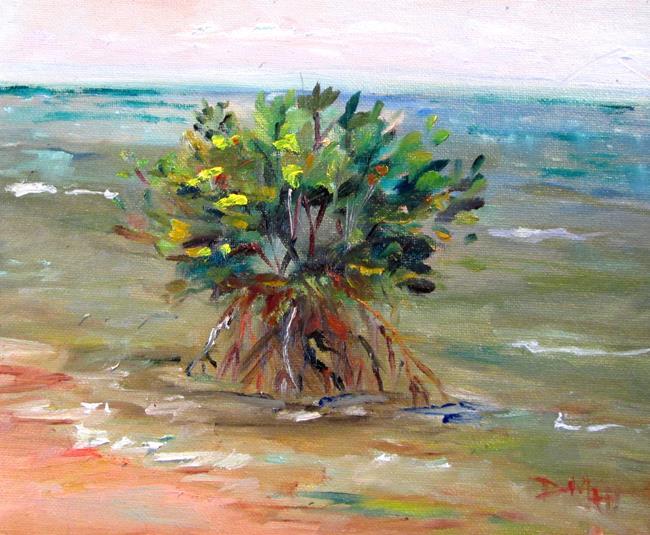 Art: Mangrove No. 2 by Artist Delilah Smith