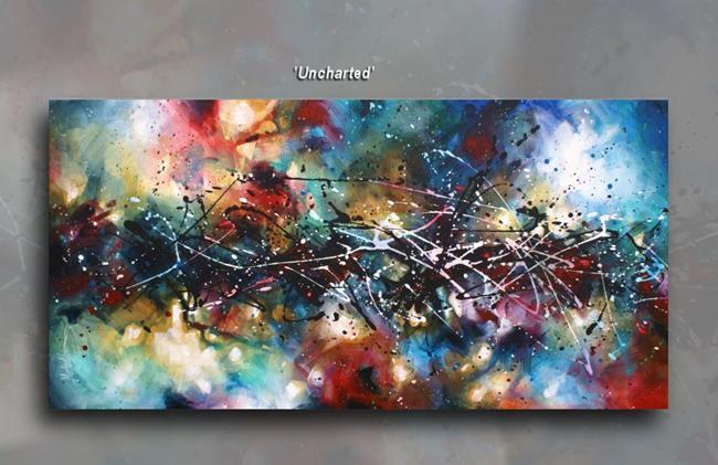 Art: z75 by Artist Michael A Lang
