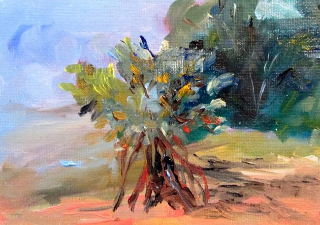 Art: Little Mangrove by Artist Delilah Smith