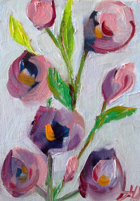Art: Garden Flower No. 2 by Artist Delilah Smith