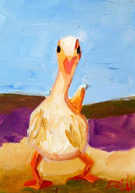 Art: Duck No. 6 by Artist Delilah Smith