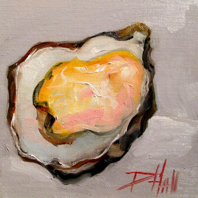 Art: Oyster No. 6 by Artist Delilah Smith