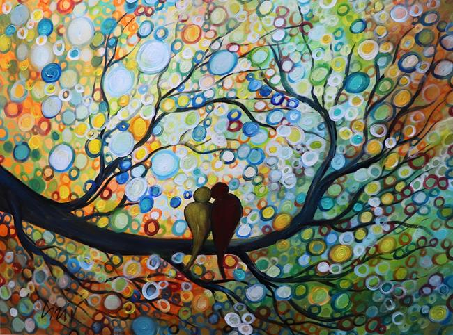 Art: HAPPY MOMENTS . by Artist LUIZA VIZOLI