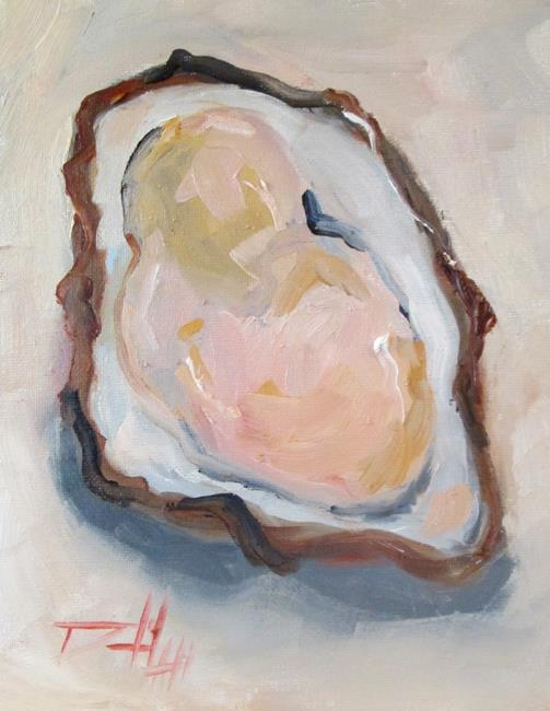 Art: Oyster No. 7 by Artist Delilah Smith