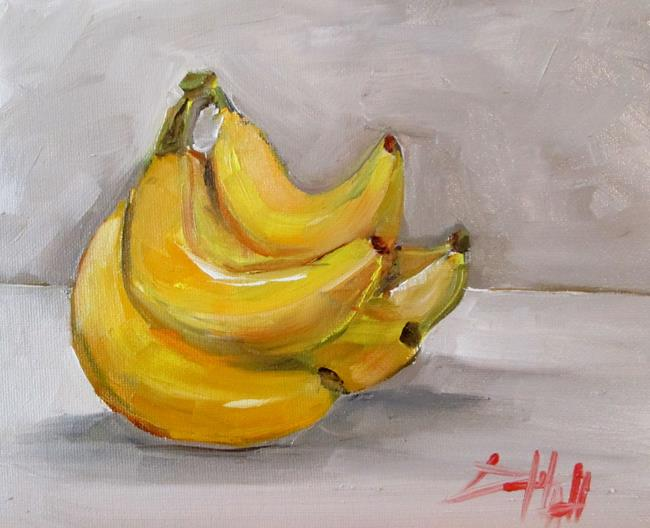 Art: Bunch of Bananas by Artist Delilah Smith