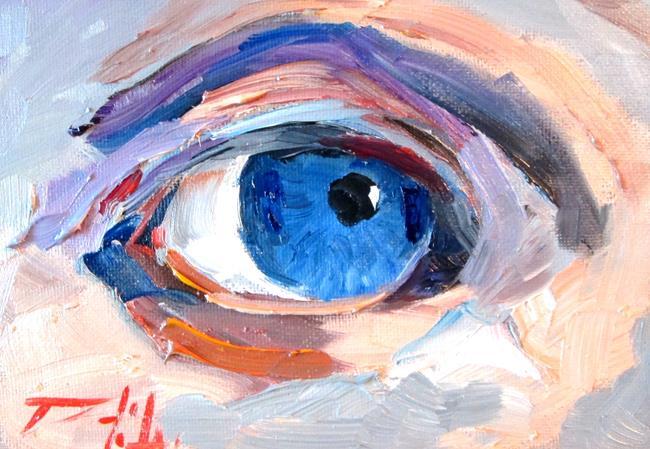 Art: Eye No. 7-sold by Artist Delilah Smith
