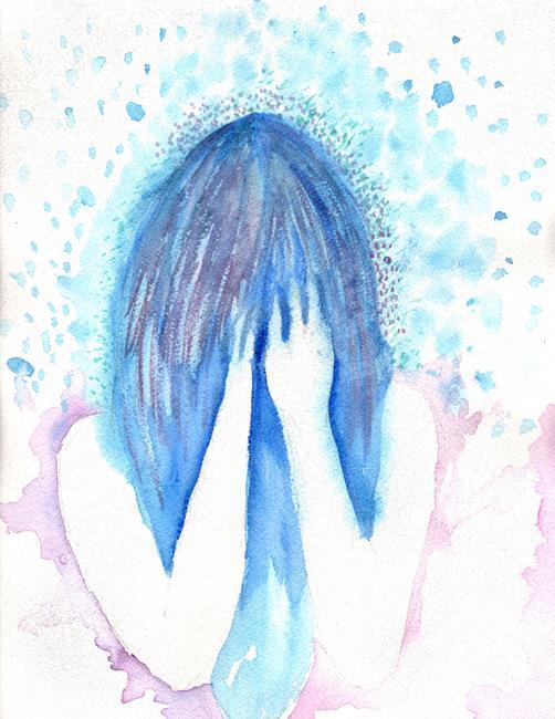 Art: Broken Heart by Artist Nata Romeo ArtistaDonna