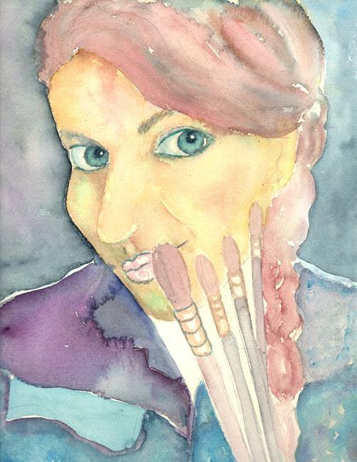 Art: Artist by Artist Nata Romeo ArtistaDonna