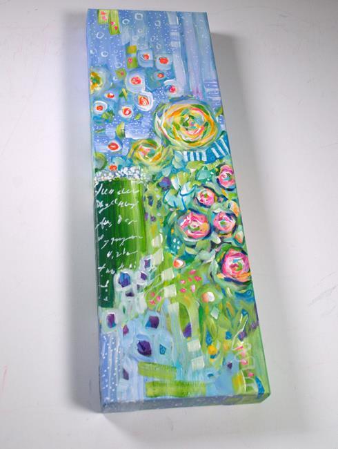 Art: Precious Memory Garden - Sold by Artist Dana Marie