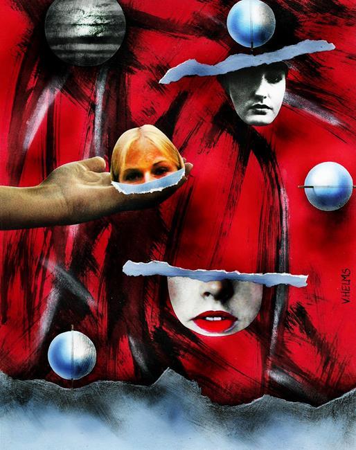 Art: Ineffable by Artist Vicky Helms